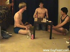 Rear view of cute gay nude This is a lengthy movie for you voyeur