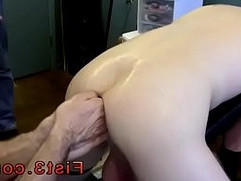 Small young boys ass fist gay First Time Saline Injection for Caleb