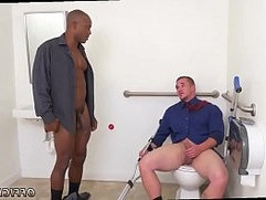Old black gay man sucked off by boy The HR meeting