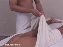 Sucking cock first time