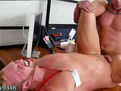 Teen Straight Dudes Gay Porn Videos First day at work