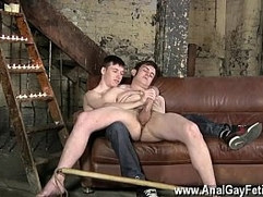 Gay movie of Matt Madison is prepared to make another fellows dick
