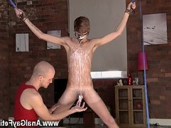 Older gay men giving blow jobs Kieron Knight loves to fellate the hot