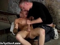Trimmed gay cock and fuck movies British youngster Chad Chambers is his