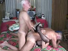 Grand parents gone wild fuck orgy