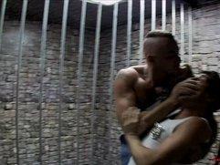 Man foot prison jessie and lance