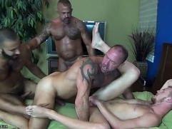 Hot tattooed foursome realmancams.gq