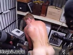 Sexy football players gay video Dungeon master with a gimp