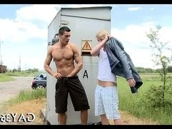 Homo twin sex
