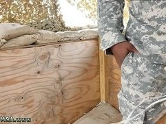 Arab straight guy nude movies gay The Troops are wild!