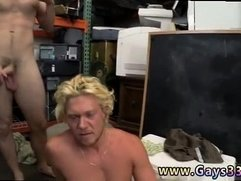 Male gay sex in showers at work Blonde muscle surfer stud needs cash