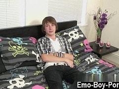 Nude men Cute fresh emo boy Devon starts his movie by saying us a